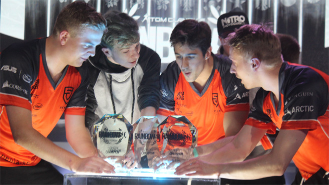 PENTA Sports Rainbow Six