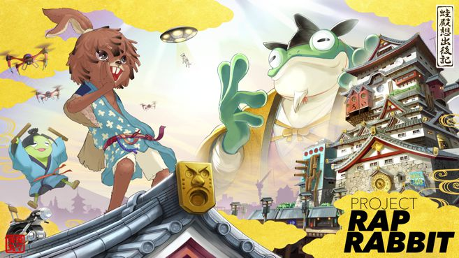 Project Rap Rabbit Principal