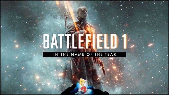 Battlefield 1 in the name of the Tsar Principal
