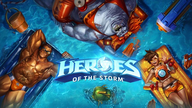 Heroes of the Storm ¡Hace calor!