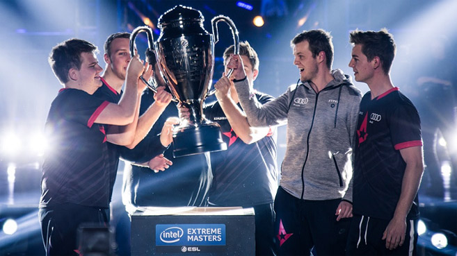 Intel Extreme Masters Astralis