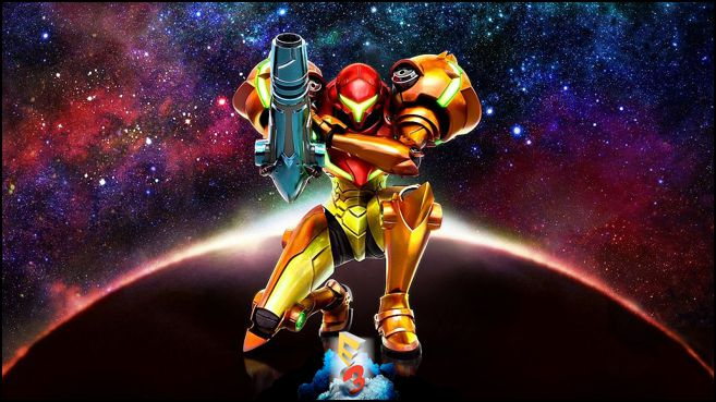 Metroid Samus Returns Principal