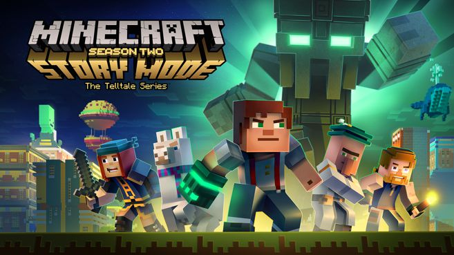 Minecraft Story Mode Season 2 Principal