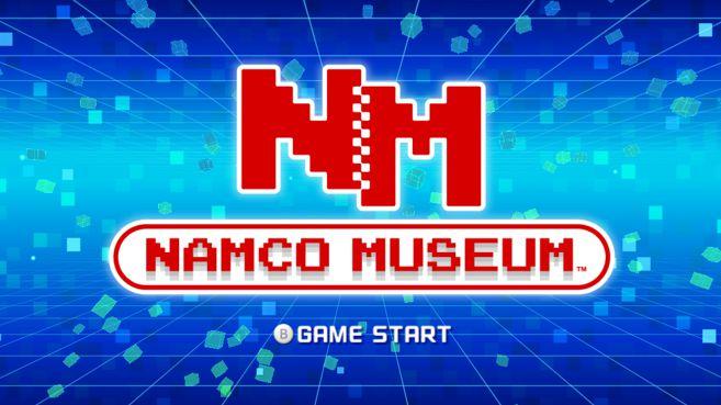 Ya Esta Disponible Namco Museum La Coleccion De Juegos Retro Para