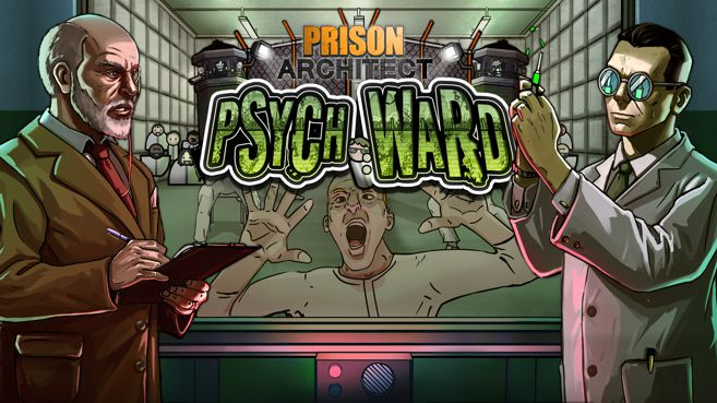 Prison Architect Psych Ward Principal