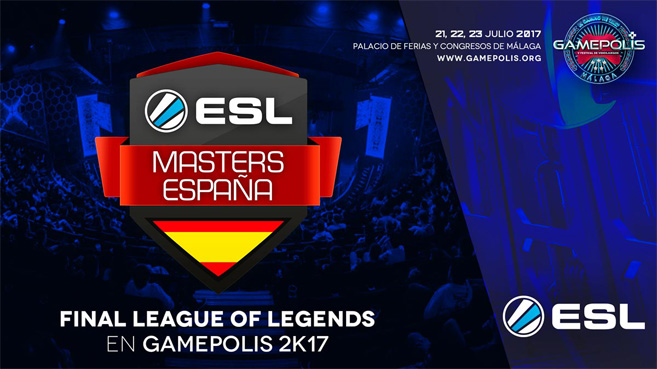 ESL Gamepolis 2017 League of Legend
