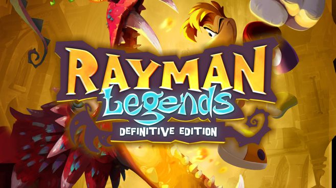 Rayman Legends Definitive Edition Principal