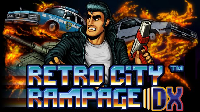 Retro City Rampage DX Principal