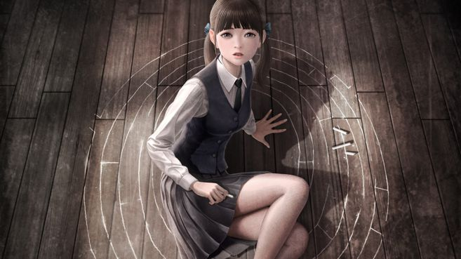 White Day - A Labyrinth Named School Principal