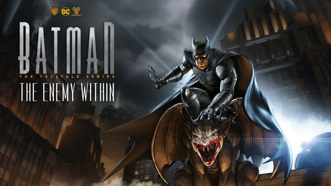 Batman - The Telltale Series - The Enemy Within Principal