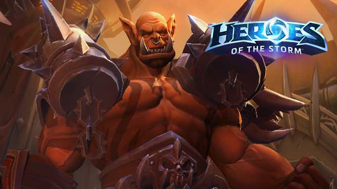 Heroes of the Storm - Garrosh