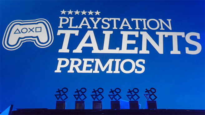 Premios PlayStation PS Talents