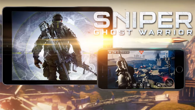 Sniper: Ghost Warrior móviles