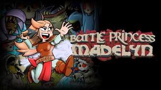 Battle Princess Madelyn Principal