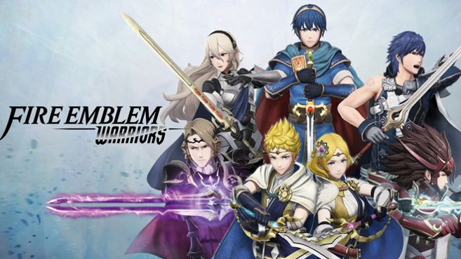 Fire Emblem Warriors Principal