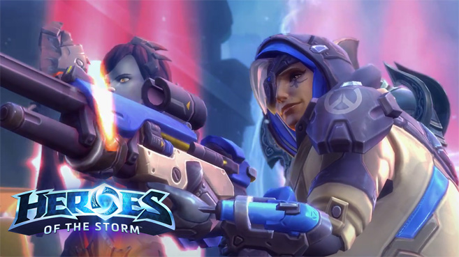 Heroes of the Storm - Ana
