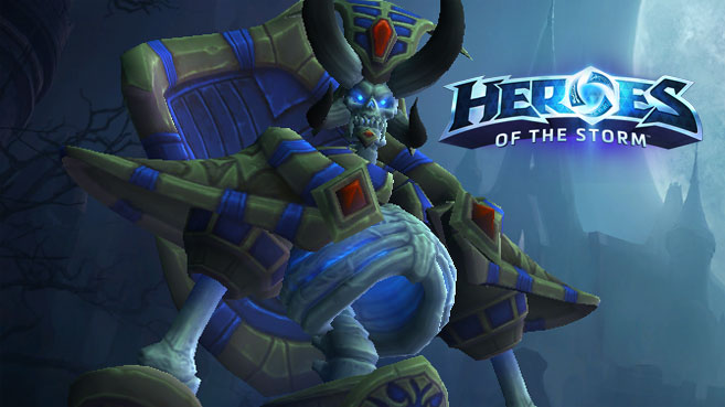 Heroes of the Storm Kel