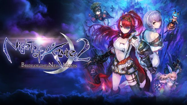 Nights of Azure 2 - Bride of the New Moon Principal