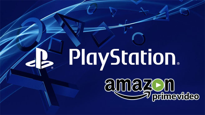 PlayStation Amazon Prime Video