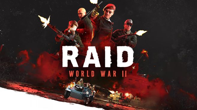 Raid World War II Principal