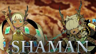 Shaman The Etrian Odyssey V: Beyond The Myth