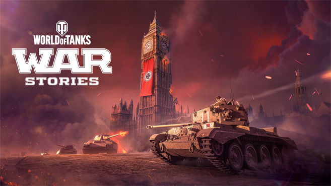 World of Tanks Console War Stories