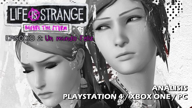 Cartel Life is Strange Before the Storm Ep 2