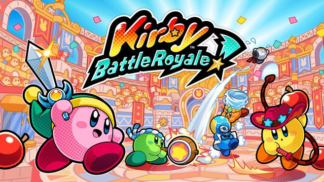 Kirby Battle Royale Principal