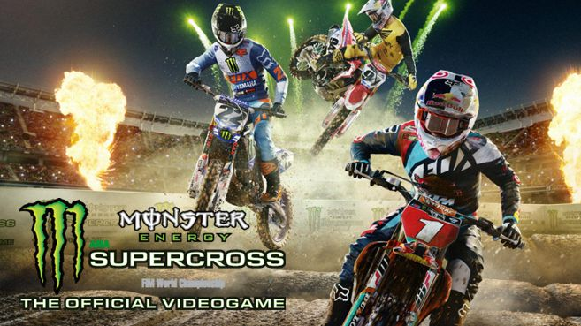 Monster Energy Supercross - The Official Videogame Principal