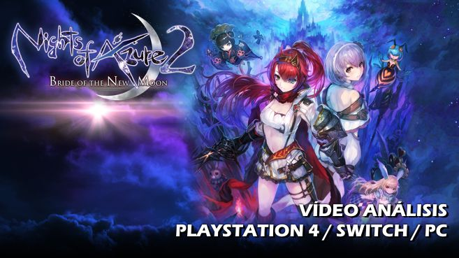 Cartel Nights of Azure 2 Bride of the New Moon