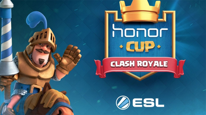 Clash Royale Honor Cup