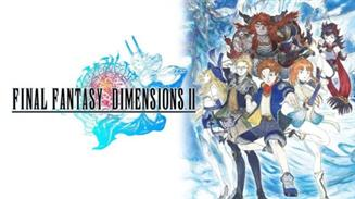 Final Fantasy Dimensions II Principal