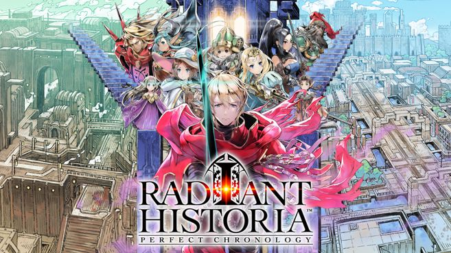 Radiant Historia Perfect Chronology Principal