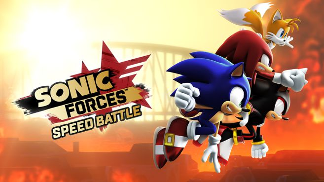 Sonic Forces Speed Battle Principal