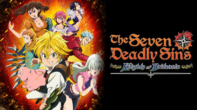 The Seven Deadly Sins - Knights of Britannia Principal
