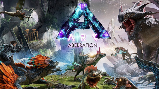 ARK Survival Evolved Aberration principal