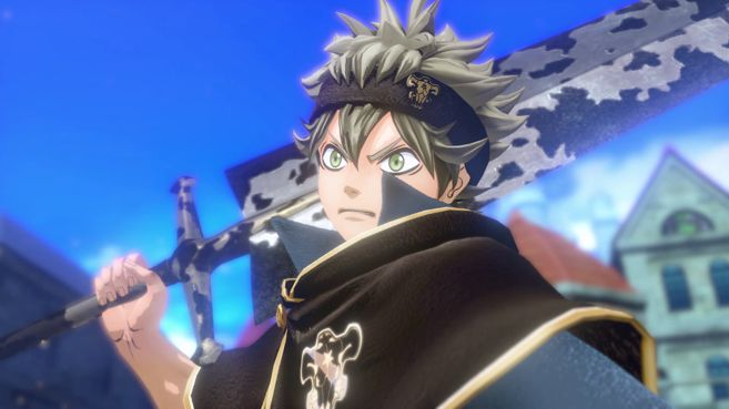 Black Clover Project Knights Principal