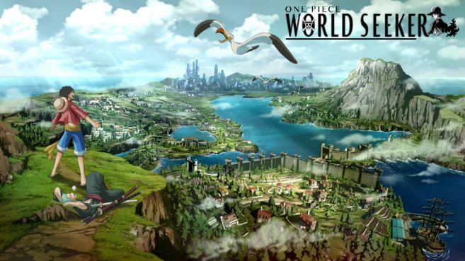 One Piece World Seeker Principal