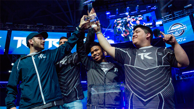Open de Dallas Call of Duty World League