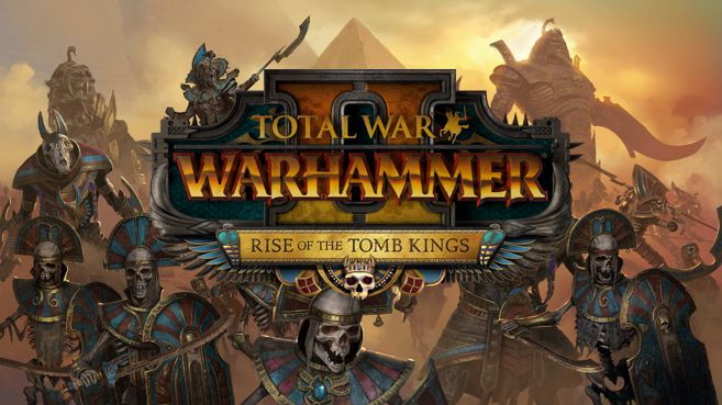 Total War Warhammer II Rise of the Tomb Kings Principal