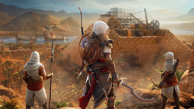 Assassin´s Creed Origins The Hidden Ones Principal