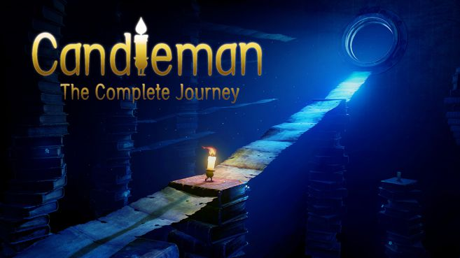 Candleman The Complete Journey Principal