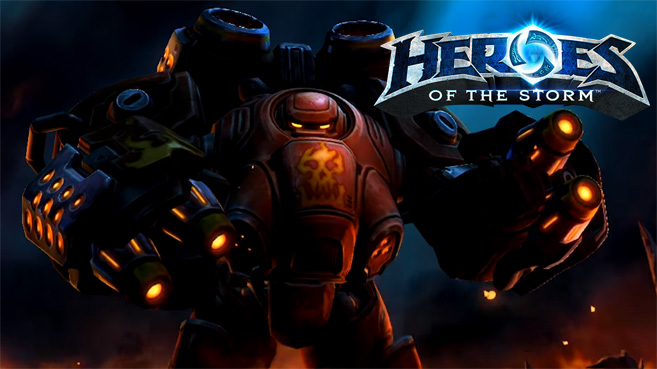 Heroes of the Storm Vulcano