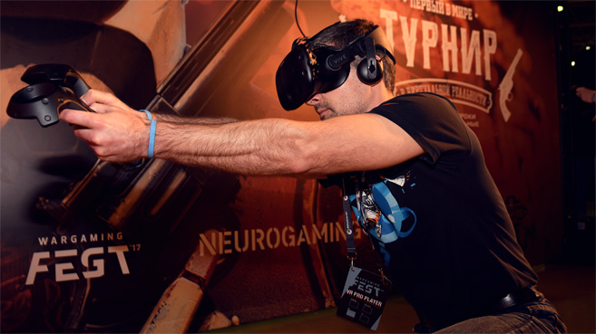 Neurogaming Realidad Virtual