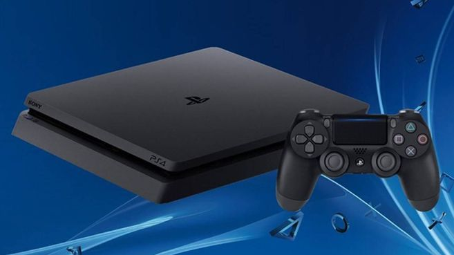 PlayStation 4 Slim Principal
