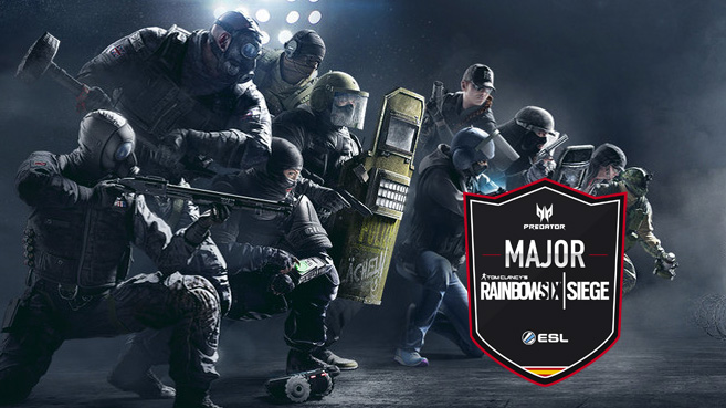 Arranca el Predator Rainbow Six Siege Major Invierno 2018 ...
