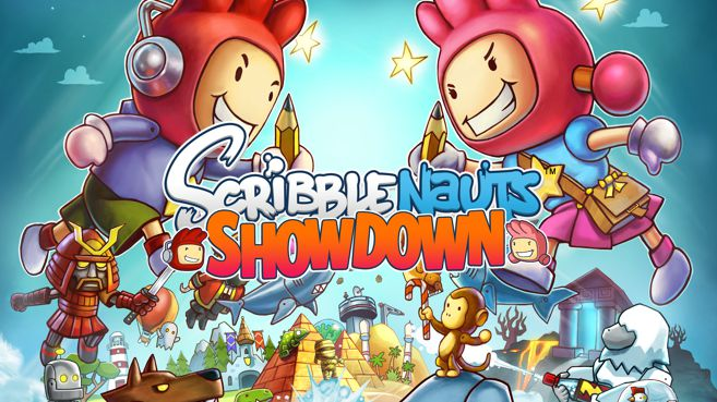 Scribblenauts  Showdown Principal