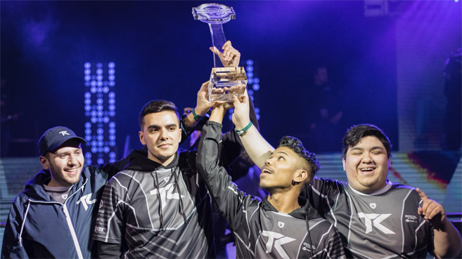 Team Kaliber CWL New Orleans