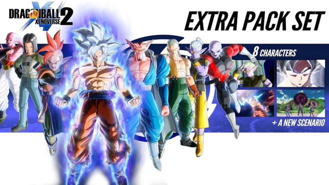Dragon Ball Xenoverse 2 Principal