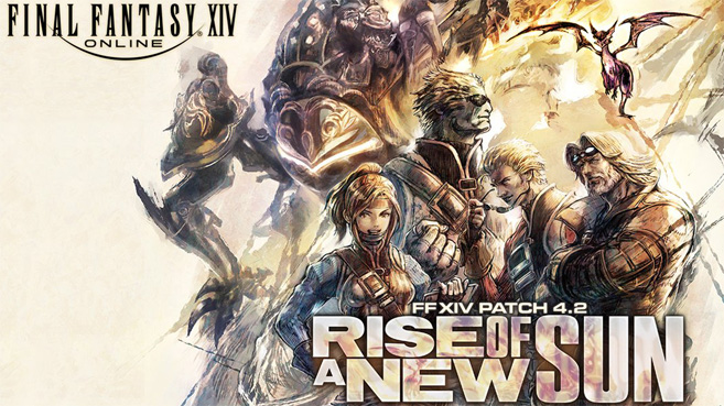 Final Fantasy XIV Online Rise of a New Sun